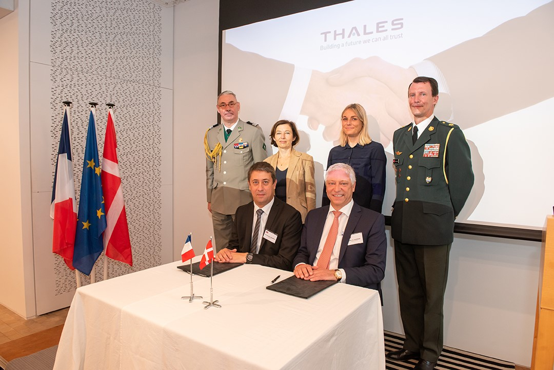 Thales and Weibel sign cooperation agreement